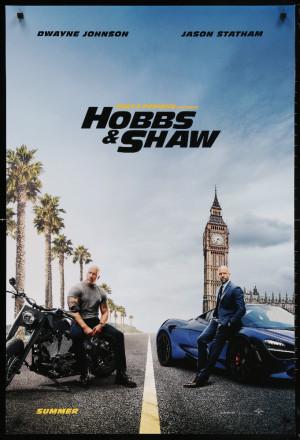 Hobbs And Shaw Schauspieler