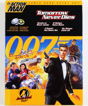 TOMORROW NEVER DIES - JAMES BOND