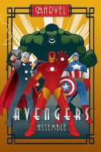 AVENGERS, THE (Marvel)