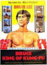 BRUCE - KING OF KUNG FU