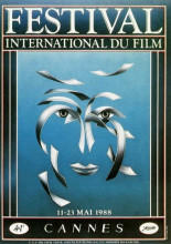 CANNES 1988: FESTIVAL INTERNATIONAL DU FILM