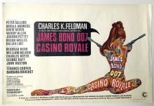 CASINO ROYALE - JAMES BOND (1967)