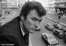 CLINT EASTWOOD (Personality Poster)