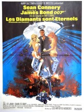 DIAMONDS ARE FOREVER - JAMES BOND