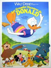 DONALD DUCK'S SUMMER MAGIC
