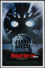 FRIDAY THE 13TH PART 6 - JASON LIVES