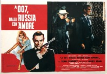 FROM RUSSIA WITH LOVE - JAMES BOND