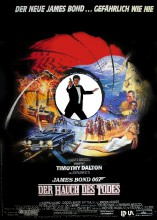 LIVING DAYLIGHTS, THE - JAMES BOND