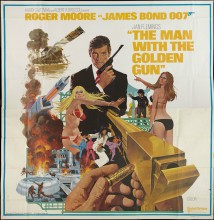 MAN WITH THE GOLDEN GUN, THE - JAMES BOND