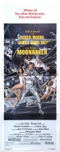 MOONRAKER - JAMES BOND