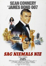 NEVER SAY NEVER AGAIN - JAMES BOND