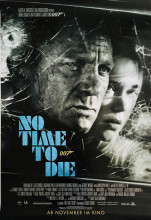 NO TIME TO DIE - JAMES BOND 007
