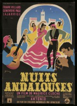 NUITS ANDALOUSES