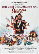 OCTOPUSSY - JAMES BOND