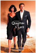 QUANTUM OF SOLACE - JAMES BOND