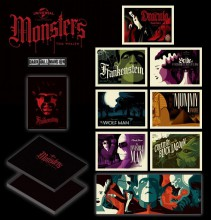 UNIVERSAL CLASSIC MONSTER FOLIO
