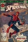 SPIDER-MAN RETRO COMIC