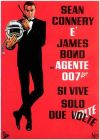 YOU ONLY LIVE TWICE - JAMES BOND