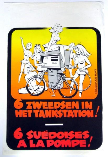 6 schwedinnen von der tankstelle