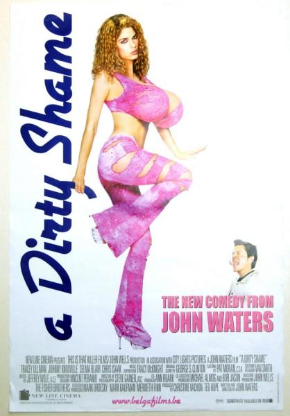 dirty shame film poster