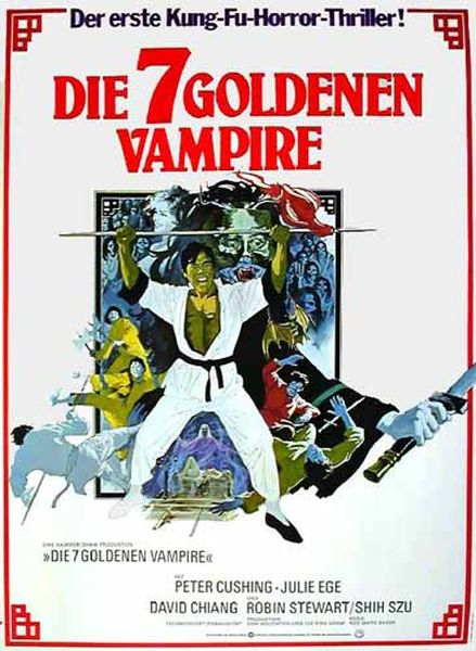 LEGEND OF THE 7 GOLDEN VAMPIRES, THE