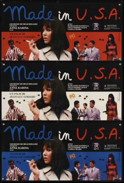 Made In Usa Filmposter