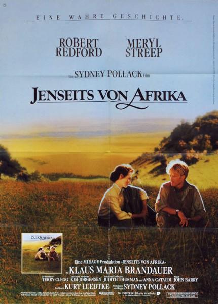 out of africa film poster. Black Bedroom Furniture Sets. Home Design Ideas