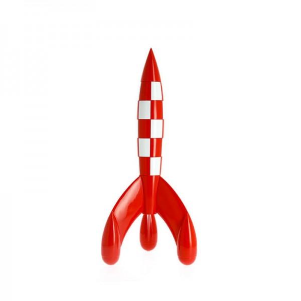 Tintin et milou tim struppi rakete - Fusee de tintin a colorier ...